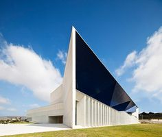The Municipal Auditorium of Teulada by Francisco Mangado #architecture