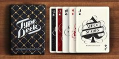 TypeDeck #type #print #cards
