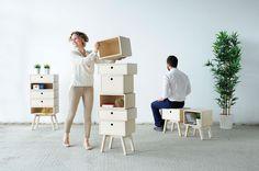 Otura collection by Rianne Koens - www.homeworlddesign. com (3) #furniture #design