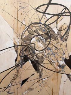 Jason Thielke « PICDIT #wood #painting #art