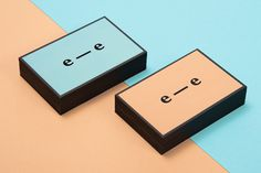 El Estudio Business Cards By El Estudio #business #branding #card #design #graphic #identity