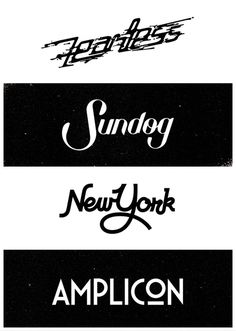 Type on Behance #typography