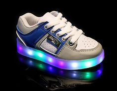 2016 new Kid's shoes led luminous shoes