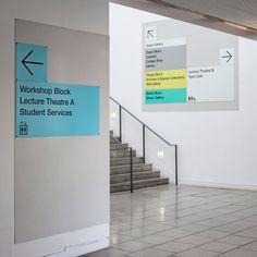 wayfinding, signage