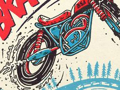 Tumblr #illustration #moto