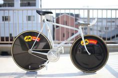 SAMSON illusion Track Pursuit #keiren #bicycle #japanese #pursuit #track #njs #japan
