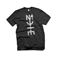 MUTE Identity on the Behance Network #eight #shirt #identity #seven #logo #v7p8