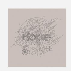 Hope — Mario Hugo #hope #illustration #design #graphic