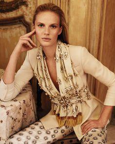 Anne Vyalitsyna by Alex Cayley for Salt Magazine #fashion #model #photography #girl