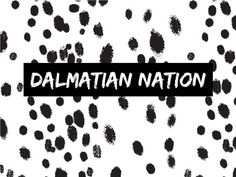 West End Girl Blog | BLOG | Designer of all things lovely #dots #dalmatian #spots #nation