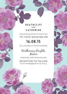 Rosehip- Wedding Invitaion  #paperlust #wedding #invitation #weddinginvitation #weddinginspiration #design #paper #digitalcards