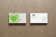 Woodou | Dynamic identity on Behance #logo #brand #corporate #geometric