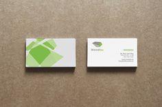 Woodou | Dynamic identity on Behance #logo #brand #corporate #geometric