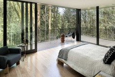 bedroom by William / Kaven Architecture