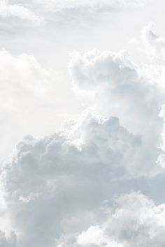 sky #bright #clouds #white #pale #sky #nature #photography