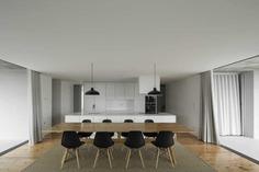 dining room / Bruno Dias Arquitectura