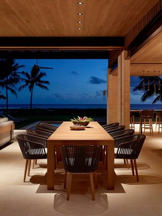 Hale Nukumoi Beach House by Walker Warner Architects 20