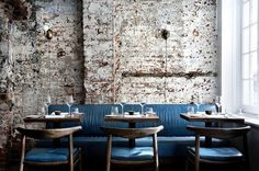 CJWHO ™ (The Summeriest Restaurant in New York? Matt...) #design #interiors #restaurant #photography #york #new