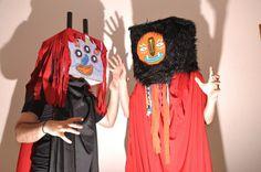 Monster Mask Me (Murat Sünger) & Ahmet Özcan #exhibition
