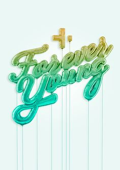 Colagene is Forever Young! on Behance