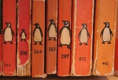 Number of the Day - Vintage Penguin