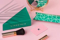 Simmetria Corporate Design - Mindsparkle Mag Beautiful branding and packaging for Simmetria, a beauty product manufacturer, designed by Brandon Archibald in Ukraine. #packaging #identity #branding #design #color #photography #graphic #design #gallery #blog #project #mindsparkle #mag #beautiful #portfolio #designer