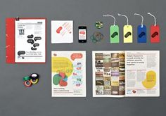 Lee Goater — Recent Projects Showcase | September Industry #branding #stationery