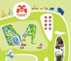 Wayfinding | Signage | Sign | Design 莫斯科动物园品牌和导视设计