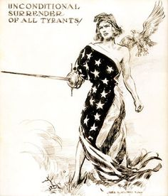 tyrants.jpg (JPEG Image, 425 × 498 pixels) #americana #illustration #vintage #art
