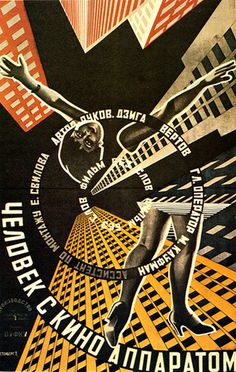 Evolution of the Moden Movement Russian Constructivism