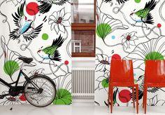 Pietari Posti Illustration Art Design Pretty Pictures #illustration #pattern #art