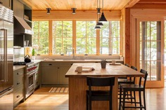 kitchen / Whitten Architects