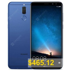 HUAWEI #nova #2i #4G #Phablet #Global #Version #- #BLUE