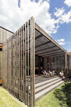 Sung Dobson House by Sam Crawford Architects 14