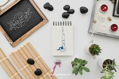 Peaceful yoga decoration Free Psd. See more inspiration related to Mockup, Spa, Health, Quote, Cute, Yoga, Text, Chalkboard, Mock up, Plant, Decoration, Drawing, Cactus, Bamboo, Healthy, Decorative, Peace, Mind, Balance, Relax, Pot, Meditation, Notepad, Wellness, Healthy lifestyle, Candles, Lifestyle, Up, Tablecloth, Stones, Relaxation, Composition, Mock, Peaceful, Incense and Inner on Freepik.