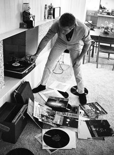 (1) Tumblr #white #classic #dance #black #photography #music #records