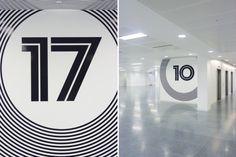 dn&co. | 200 Aldersgate #numbers