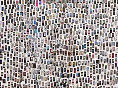 The Invisible Man: Artist Liu Bolin Hides in Plain Sight #man #invisible #art
