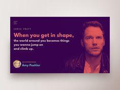 Quote Website Concept #quote #website