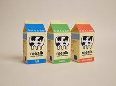 Mealk #logo #brand #product