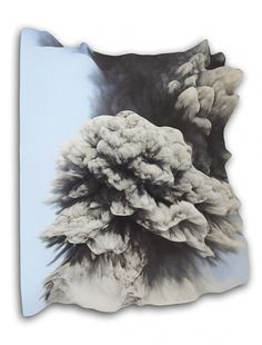 Natural Disaster : Kate Steciw #print #topography