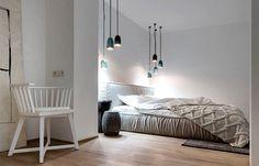 Trendy Duplex Apartment by FORM Bureau - #decor, #interior, #homedecor, #design, #home, #white