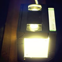 VHS LAMP Etsy #lamp #modern #cycle #diy #vhs #vhslamp #up #made #lighting