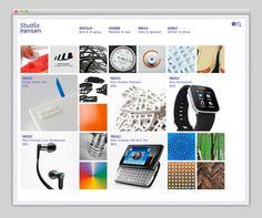 Websites We Love #design #grid #studio #webdesign #web