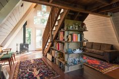 Tiny House Alternative: The Tiny A-Frame Cabin