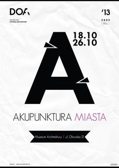 DOFA POSTER #poster #typography