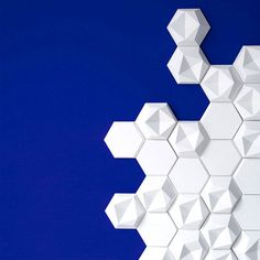 Edgy Concrete Tile Collection concrete tile collection edgy 3 #wall #tiles #hexagonal #3d #3d wall #3d tiles