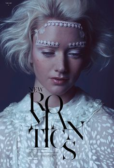 New Romantics full story @ voltcafe.com #styling #volt #cafe #photography #fashion #editorial #magazine #beauty