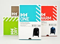 Stockholm Design Lab - Helly Hansen #helly #packaging #lab #print #design #graphic #hansen #stockholm