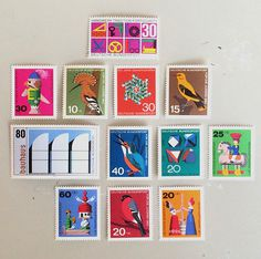 Stamps #stamps